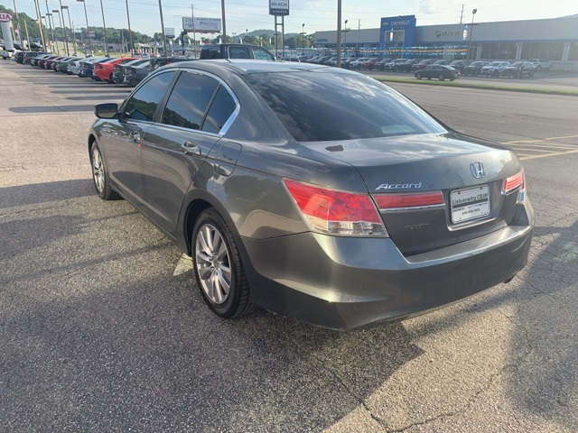 Pre-Owned 2011 Honda Accord Sdn EX