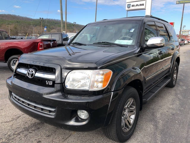 Pre-Owned 2007 Toyota Sequoia Limited